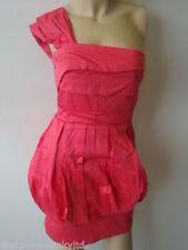 Vestiti da donna monospalla rosa
