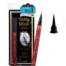 [KOJI DOLLY WINK] Waterproof SUPER BLACK Ultra Fine Tip Liquid Eyeliner 19g NEW
