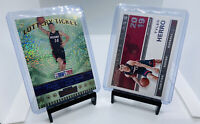 2019-20 CONTENDERS TYLER HERRO (2) CARD LOT LOTTERY TICKET DRAFT CLASS ROOKIE/RC