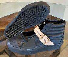 Vans x Vivienne Westwood Sk8-Hi Platform Black Tan Buckle Women's Size 8.5