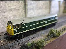 371-110 GRAHAM FARISH CLASS 31 5826 BR GREEN DCC SOUND LOCOMOTIVE