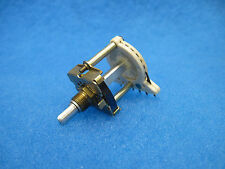 NOS HAFLER 5-Position Selector Switch (915 Preamplifier): P/N SWH-153 ($9.95/ea)