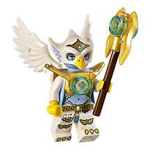 LEGO 70003 Chima Eagle Interceptor Eris Minifig Minifigure with Axe Weapon