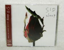 Japan SID Sleep 2010 Taiwan Limited CD+DVD Ver.A