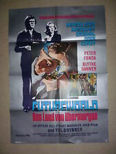 Futureworld  / Original Filmplakat  (Peter Fonda) Westworld 2