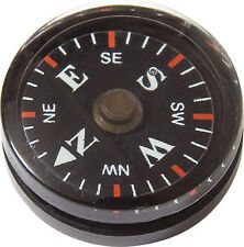 NEW MILITARY SPECIAL FORCES SURVIVAL BUTTON COMPASS SAS