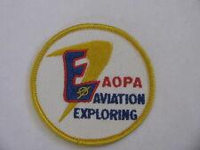 AOPA Aviation Exploring  Pocket Patch (1965-85)  BSA