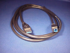 MCA USB3.0 A-B Cable, 3 feet ( 10X faster than USB 2.0)