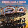 EMERSON LAKE & PALMER Black Moon 2017 remastered reissued vinyl LP NEW/SEALED