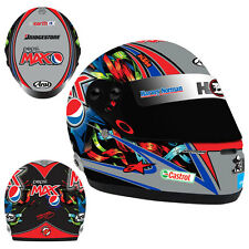 GREG MURPHY KELLY RACING PEPSI MAX LIMITED EDITION MINI HELMET SCALE 1:2