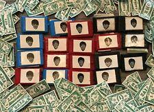 Vintage 63 Beatles Mini Wallets (7) 1 EA/SALE-Promo 4MONEY-Lennon-6-Starr-1 ONLY