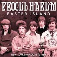 EASTER ISLAND  by PROCOL HARUM  Compact Disc  UNCD015