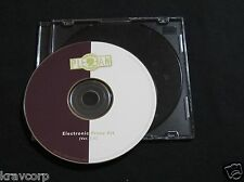 PLAN9 'REARVIEW' 2004 PROMO CD-ROM