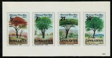 Photo Color Essay, Zimbabwe Sc442-5 Nature, National Tree Day, Msasa, Mopane