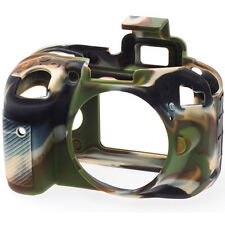 easyCover Protective Skin - Camera Cover for Nikon D3300 Camera (Camo)