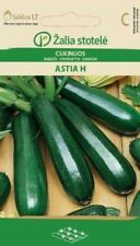 Courgette zucchini ASTIA H-very early resistant to mildew fruit straw dark green