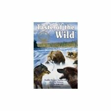 Taste of the Wild Dry Dog Food, Pacific Stream Canine Formula with Smoked Bag