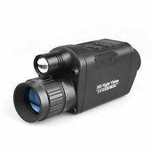 Bestguarder Digital 3.5-10.5x32 visione notturna monoculare portata con WIFI