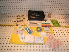 Infiniti 2002 G35 sedan White Cross first aid kit black Genuine OEM 1 Bag Only