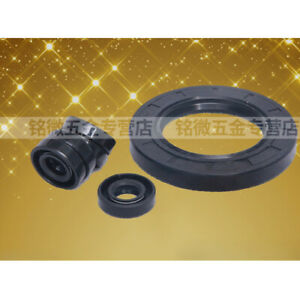 NBR Rotary Shaft Oil Seal/Lip Seal Nitrile 13mm Shaft pick your size