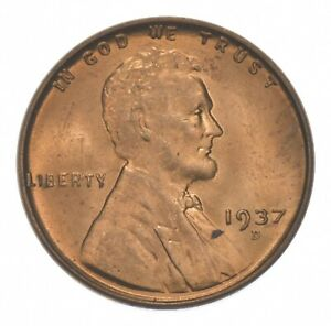 Better 1937-D - US Lincoln Wheat Cent Penny Coin Collection Lot Set Break *276