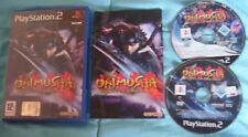 Video Gioco Retr Game Sony Play Station PS 2 ITA Onimusha Dawn of Dreams