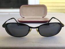 Polo Sport Model 1092/N/S X76 RA Thin Oval Sunglasses Black Lenses 54 19 135