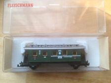 Fleischmann, piccolo, Nr.: 8067, Personenwagen, 3.Klasse, Ansbach, 055 878