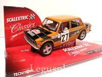 """Slot SCX Scalextric 6200 Seat 1430 """"A.Zanini"""" Rally Monte Carlo 1976 Nº27"""