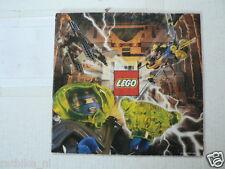 LEGO BROCHURE FLYER CATALOG TOYS 1998 DUTCH 30 PAGES 052