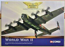 Corgi Diecast Airplanes, Lancaster Mk I, G for George, 1/72, AA32607