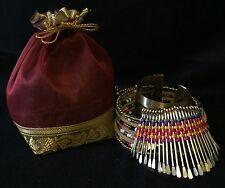 10 * Decoración de Mesa favorece acompañamiento Pakistaní Indio bolsas de regalo de boda