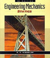 Engineering Mechanics: Statics (SI edition) (Paperback) by R. C. Hibbeler