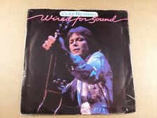 "Cliff Richard : Wired For Sound : Vintage 7"" Single from 1981"