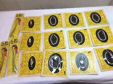 Lot Of 15 Vintage Little Girls Jewelry-Necklace-Brooch -Japan Hong Kong NOS NIP