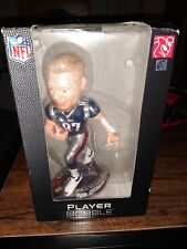 Rob Gronkowski New England Patriots Forever Collectibles Bobblehead NEW