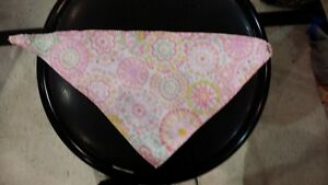 Dog Bandannas / Scarf - Several to Choose From - Handmade - Button Snaps