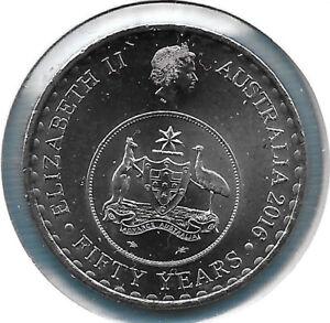 Australian 2016 20 Cent Changeover UNC Coin