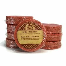 Midwest Hearth Cedar Fire Starters - 100% Natural - Made in the Usa - Bbq,
