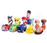 Lote 12 figuras LA PATRULLA CANINA Pokemon Nintendo 3ds juguete niños