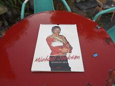 Calendrier  Michael  Jackson  2010