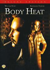 Body Heat Deluxe Edition 0012569813786 With Mickey Rourke DVD Region 1