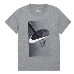 New Nike Little Boy's Dri-FIT T-Shirt SIZE 4,5,6,7 MSRP:$24.99