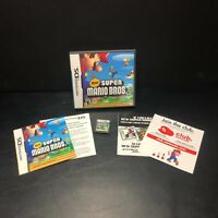 New Super Mario Bros | Nintendo DS | 2006 | Complete with Manual | Used & Tested