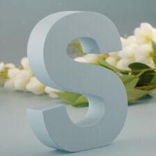 Lettera in Legno Alfabeto Parola indipendente Festa Di Nozze Casa Decorazione H