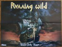 ⭐⭐⭐⭐ Running Wild ⭐⭐⭐⭐ Children Of Bodom ⭐⭐⭐⭐ 1 Poster 45 x 58 cm ⭐⭐⭐⭐