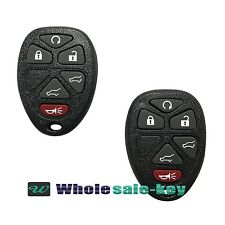 2 New Keyless Entry 6 Button Remote Fob OUC60270 For 2007-2014 Escalade ESV EXT