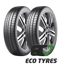 2X Tyres 155 70 R19 84Q Bridgestone ECOPIA EP500 BMW E3 B B 69dB