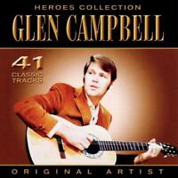 Heroes Collection, Glen Campbell, Audio CD, Good, FREE & FAST Delivery