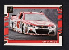 2018 Donruss NASCAR Racing Base Cars #85 Kyle Larson